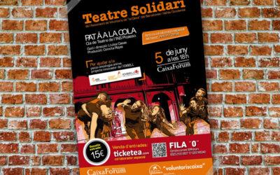 Teatro solidario «Patá a la cola»