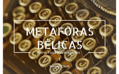 10 Razones para No Utilizar Metáforas Bélicas en Cáncer