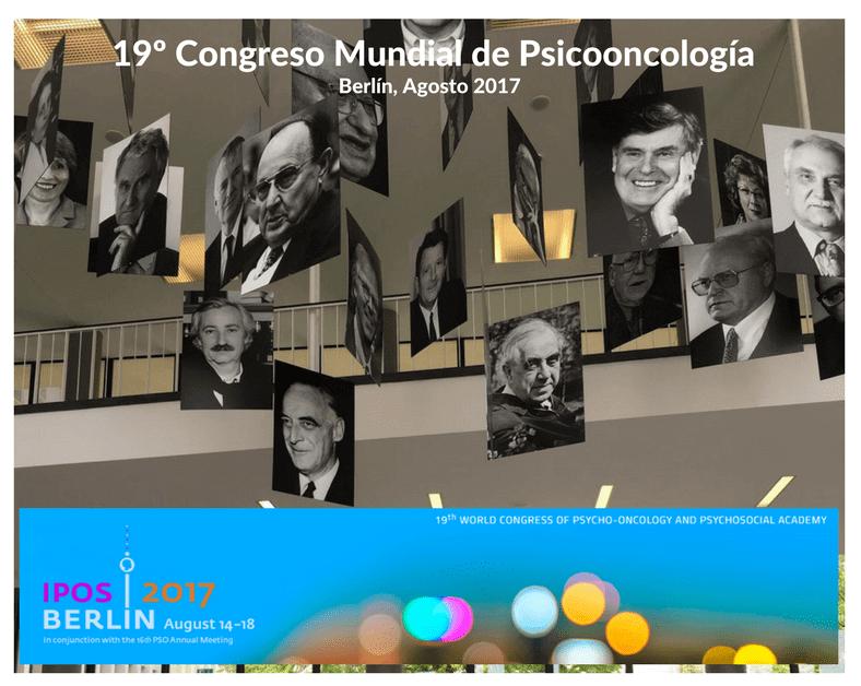 Crónica del 19º Congreso Mundial de Psicooncología. Berlín 2017