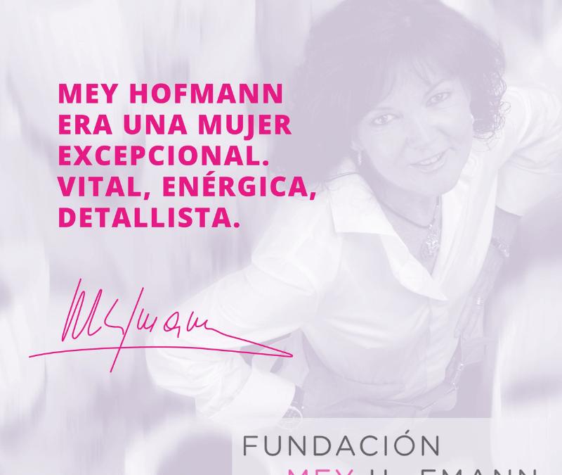 Actividades transformadoras en la Fundación Mey Hofmann