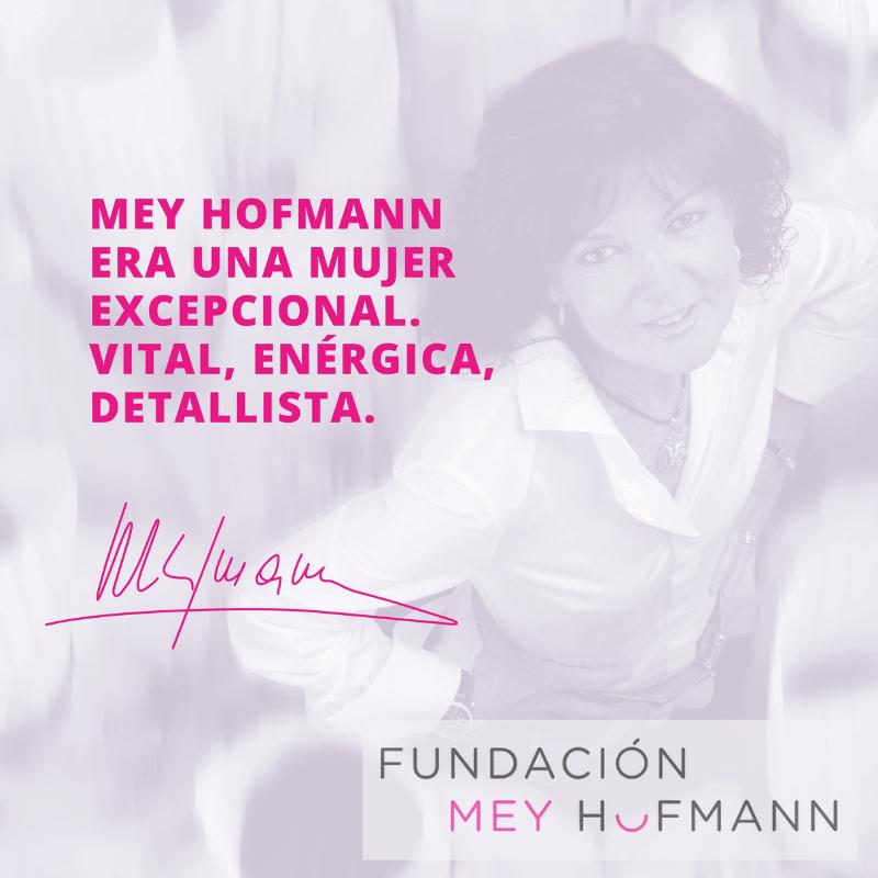 Mey Hofmann Cáncer de mama