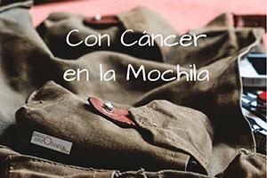 Sola, rubia y con cáncer